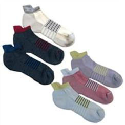 Photo of ALPACA BAMBOO ANKLE SOCKS