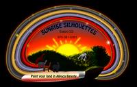 Sunrise Silhouettes - Logo