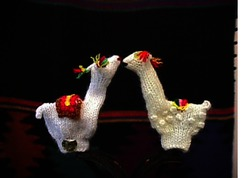 Photo of Single Finger Puppets - 100% Alpaca!