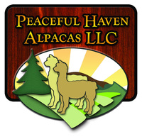 Peaceful Haven Alpacas LLC - Logo