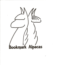 Bookmark Alpacas - Logo