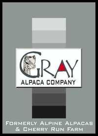 Gray Alpaca Company - Logo