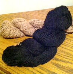 Photo of Skeins of 100% Alpaca-FAWN