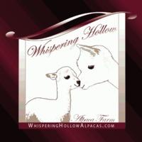 Whispering Hollow Alpaca Farm (WHAF Inc.) - Logo