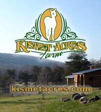 Kismet Acres Farm - Logo