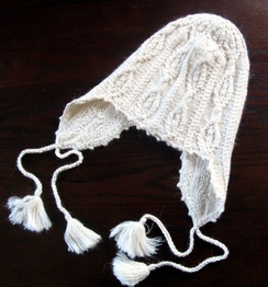 Photo of Trenza Chullo Hat