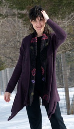 Photo of  FANTASIA LADIES CARDIGAN