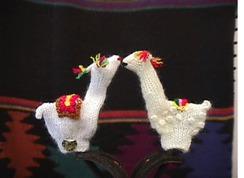 Fun, Fun Finger Puppets - 100% Alpaca!
