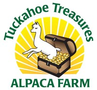 Tuckahoe Treasures Alpaca Farm - Logo
