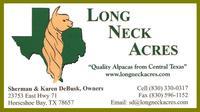Long Neck Acres - Logo