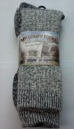 Photo of Xtreme Alpaca Boot Socks LC201 Unisex