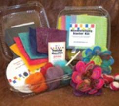 Photo of Needle Felting Starter Kit