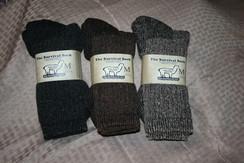 The Survival Socks