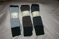 High Calf Boot Sock