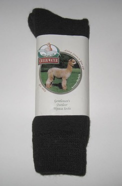 Alpaca Socks - Gentlemen's Outdoor