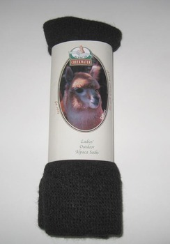 Alpaca Socks - Ladies' Outdoor