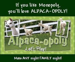 Alpaca-opoly WHOLESALE (4 Cases)
