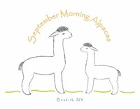 September Morning Alpacas - Logo