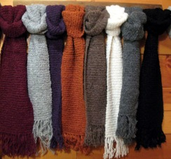 Photo of Boucle Scarf