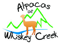 Alpacas at Whiskey Creek - Logo
