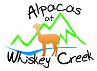 Alpacas at Whiskey Creek - Logo
