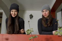 Double Knit Alpaca Hat