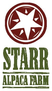 Starr Alpaca Farm - Logo