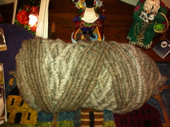 ALPACA CORE SPUN YARN (RUG BUMPS)