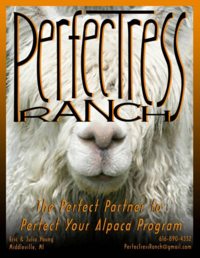 Perfectress Ranch - Logo