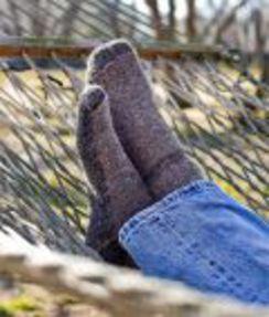 Extreme Alpaca Socks