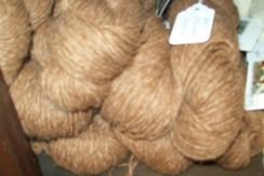 Photo of Alpaca Yarn-Light and Medium Fawn Mix