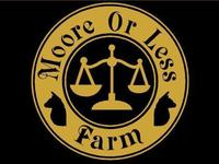 Moore Or Less Farm - Logo