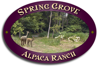 Spring Grove Alpaca Ranch - Logo