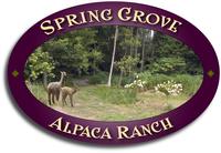 Spring Grove Alpaca Ranch - Logo