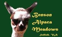 Benson Alpaca Meadows - Logo
