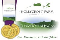 Hollycroft Farm - Logo