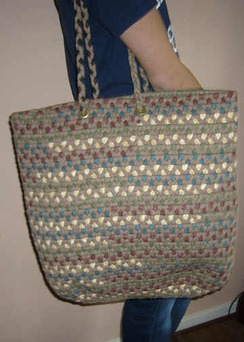 Photo of Mayflower Knitter's Tote