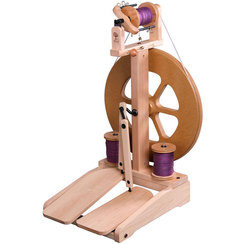 Photo of Ashford Kiwi 2 Spinning Wheel-Unfinished