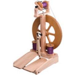 Ashford Kiwi 2 Spinning Wheel-Finished