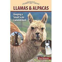Llama & Alpacas Book