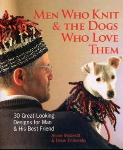 Photo of Men Who Knit & Dogs Who Love Them