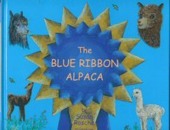 Photo of The Blue Ribbon Alpaca Book