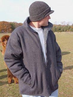 Alpaca Jacket