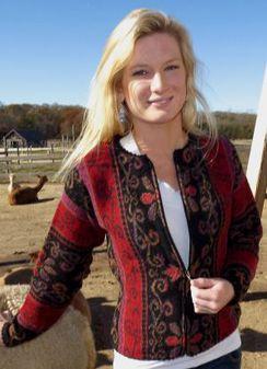 Alpaca Zipper Sweater