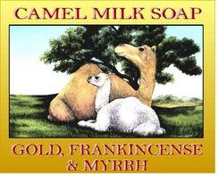 Pure Camel-Milk Soap
