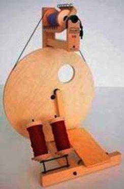Louet-S10 Spinning Wheel