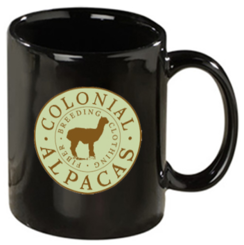 Colonial Alpacas Coffee Mug