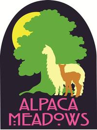 Alpaca Meadows - Logo