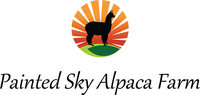 Painted Sky Alpaca Farm Store - Logo