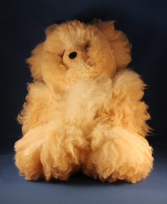 Photo of Alpaca Teddy Bear - Huyacaya
